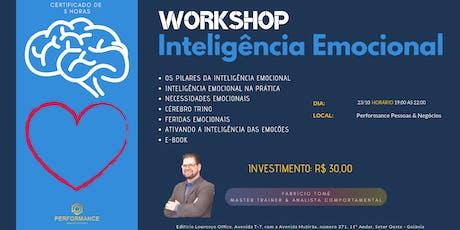 Workshop Inteligência Emocional ingressos