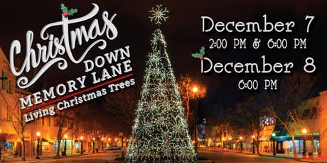 Millbrook Living Christmas Trees 2019 tickets