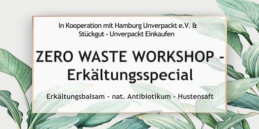 Zero Waste Workshop Hamburg - Erkätungsspecial