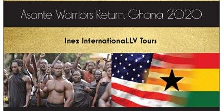 Asante Warriors Return: Ghana 2020 tickets