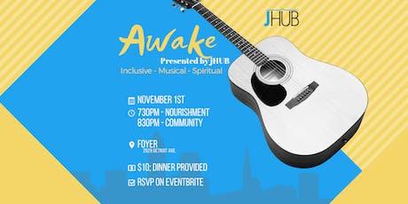 Awake presented by jHUB - November 2019 tickets