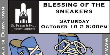 Blessing of the Sneakers Mass tickets