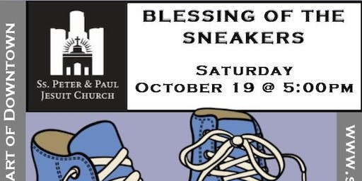 Blessing of the Sneakers Mass