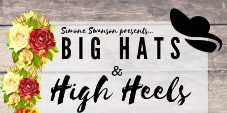 Big Hats & High Heels| Adult Mother/Daughter Brunch tickets