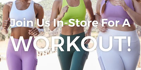 FREE Baby Boot Camp Class @ Fabletics Legacy West  tickets