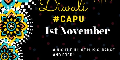 CapU Diwali tickets