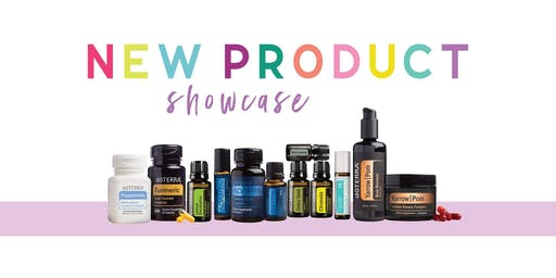 NEW dōTERRA Product Showcase