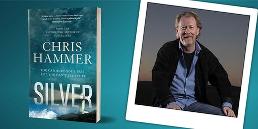 Chris hammer Book Signing