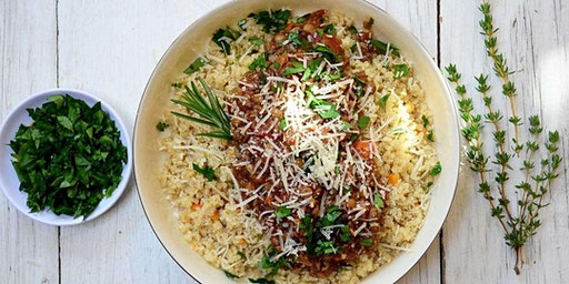 Cooking With Ancient Grains - Cooking Class by Cozymeal™