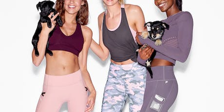 FREE Doga w/ @ Fabletics Legacy West  tickets