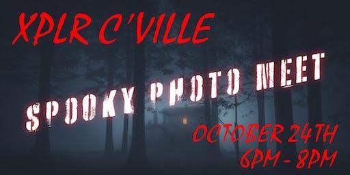 XPLR C'VILLE - Spooky Meet
