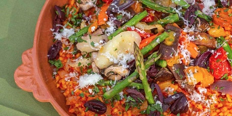 Simple Risotto and Paella - Cooking Class by Cozymeal™ tickets
