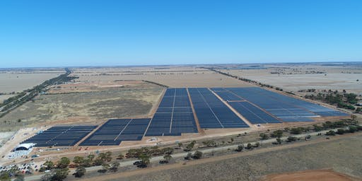 Swan Hill Solar Farm Open Day