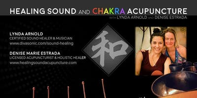 Healing Sound & Chakra Acupuncture