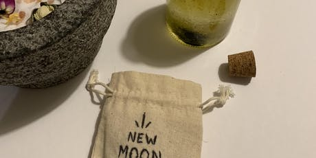 New Moon Bath Salts & Potions tickets
