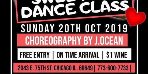 Post- Sweetest Day Free Sexy Dance Class