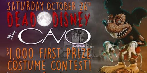 Cavo Lounge Halloween Party - Dead Disney