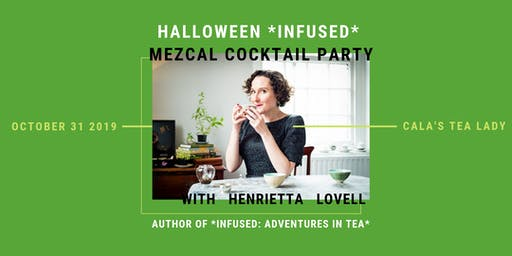 Halloween *Infused* Mezcal Cocktail Party