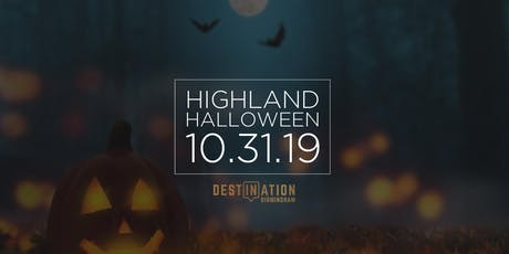 Highland Halloween 2: An Adult Trick or Treat Trail tickets