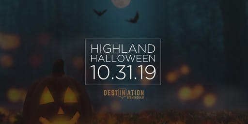Highland Halloween 2: An Adult Trick or Treat Trail