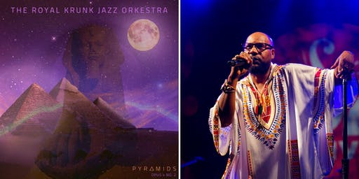 """Russell Gunn """"PYRAMIDS"""" Listening Party, Birthday Party & Jam Session"""