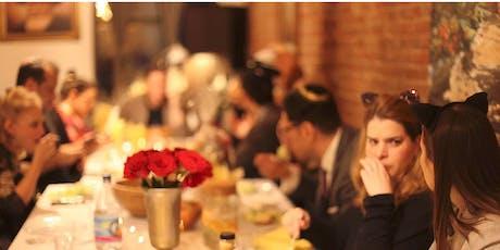 Shabbat Dinner at The Loft  tickets