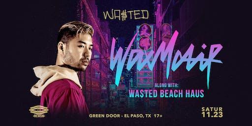 WAX MOTIF x EL PASO