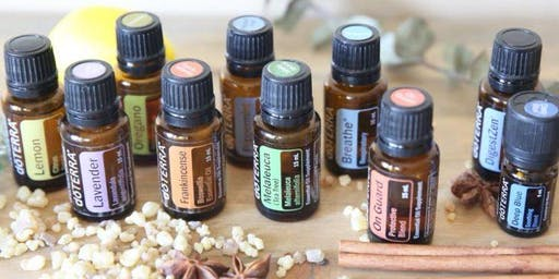 Immune Support with Essential Oils - Make & Take