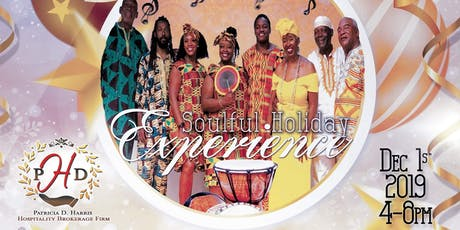 Soulful Holiday Experience tickets