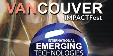 Vancouver IMPACTFest 2019 tickets