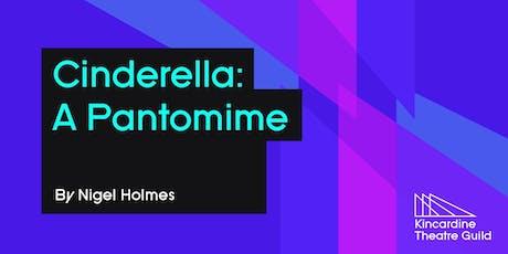 Cinderella: A Pantomime Nov. 30 tickets