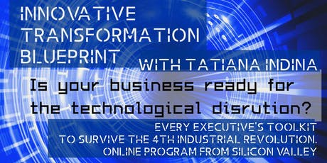 INNOVATIVE TRANSFORMATION BLUEPRINT ONLINE ACCELERATION PROGRAM tickets