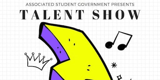 ASG's First Annual Talent Show