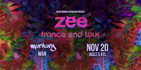 Zebbler Encanti Experience, Murkury, Wan at Aisle 5 tickets