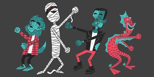 EFAM Family Bal des Monstres -  Monster Mash!