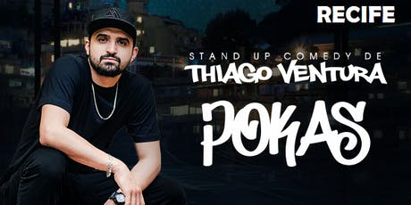 "Thiago Ventura em: ""Pokas - Tour 2019"" ingressos"