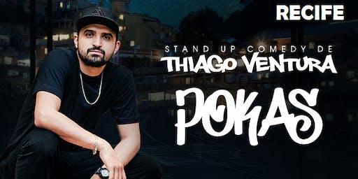 """Thiago Ventura em: """"Pokas - Tour 2019"""""""