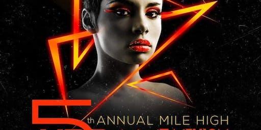 5th Annual Mile High Urban Fashion x Music Showcase