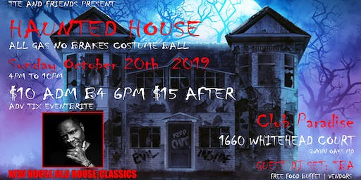 TTE HAUNTED HOUSE PARTY