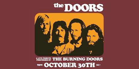 The Doors Tribute tickets
