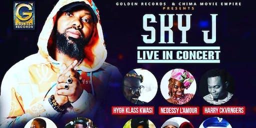 Sky J Live in concert