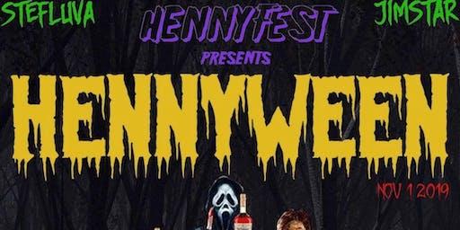 HennyFest presents Hennyween Pt. 2