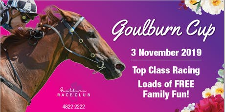 Goulburn Cup tickets