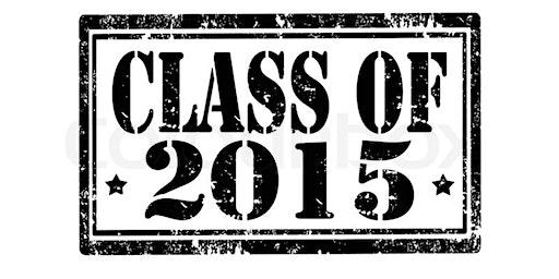 PGHS 5th Year Class Reunion (2015)
