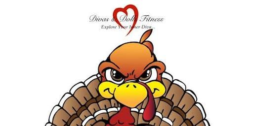 DDF Turkey Day Boot Camp