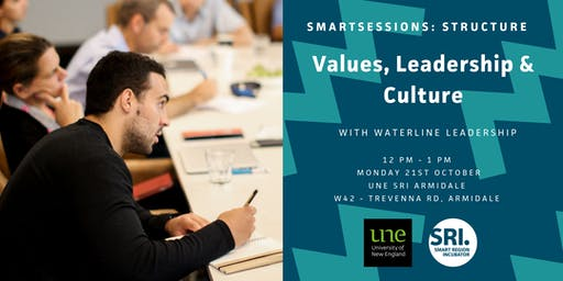 SMARTSessions: Values, Leadership & Culture – Armidale