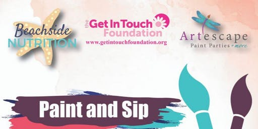 Paint Sip for a Great Cause