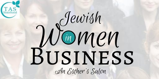 Jewish Women In Business