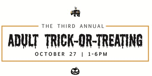 DRiNk RiNo Presents 3rd Annual Adult Trick or Treating