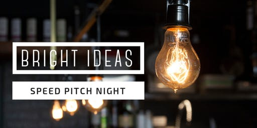 Bright Ideas Speed Pitch | Sheffield
